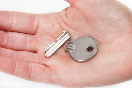 Hilfe bei abgebrochenem Schlüssel